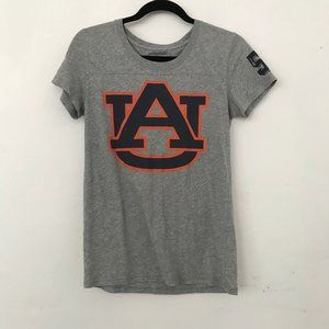 PINK Auburn Gray Everyday Tee Sz M